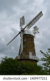 Whissendine Windmill Rutland uk england