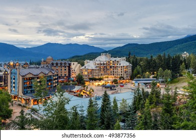 Whistler, British Columbia, Canada.