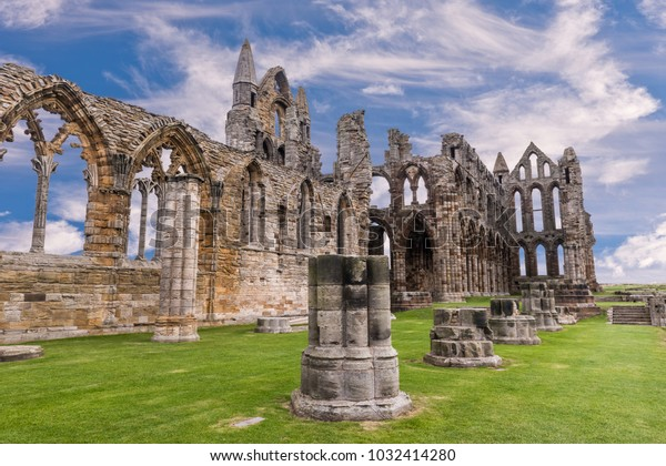 Whitby Abbey is a 7th-century Christian monastery that became a Benedictine abbey. The abbey and its possessions were confiscated during the Dissolution of the Monasteries under King Henry VIII.
