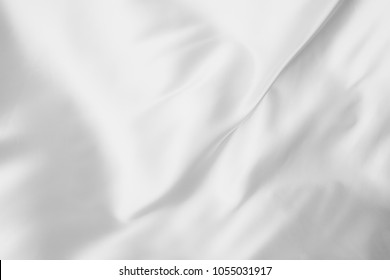 white abstract background luxury cloth or liquid wave or wavy folds of grunge silk texture satin velvet material or luxurious Christmas background or elegant wallpaper design, background