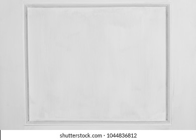 white abstract background or wooden soft texture with frame