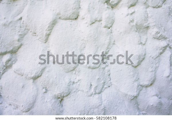 white arched stone wall texture