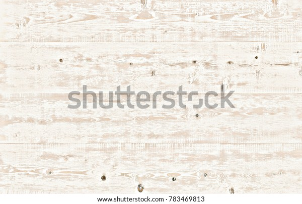 White background of boards. White wood plank texture background.
