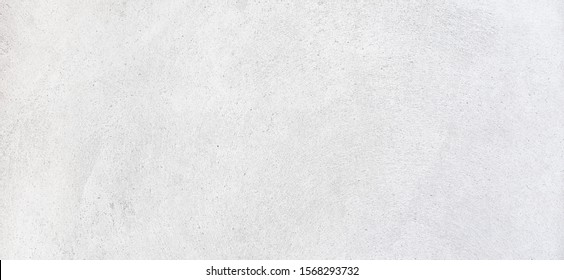 White background of cement or concrete wall texture in grayscale.
