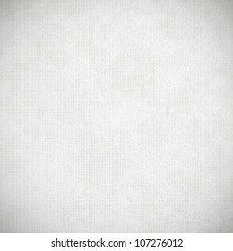 white background, fabric textile texture and vignette