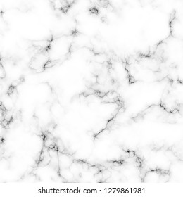 White background Mable seamless Pattern
