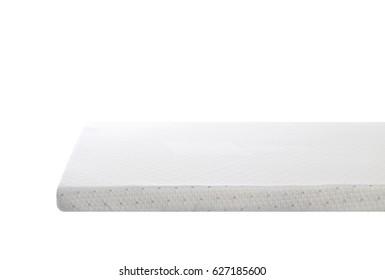 white background mattress
