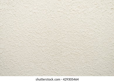 White background of rough concrete wall texture.