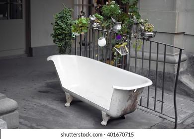 White Bathtub, Bern