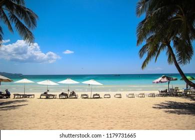 White Beach at Boracay, Philippines