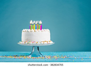 Birthday Cake Stock Photos, Images & Photography | Shutterstock