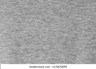 White and black cotton fabric background. Close up gray fabric texture background.   selective focus. top view.