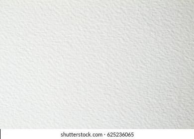 white blank watercolor paper sheet background or texture