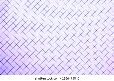 White and blue Rhomboid design. Rhomboid pattern. Backdrop.