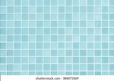Blue Wall Tile Texture