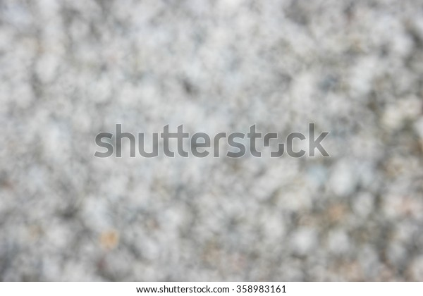 White blur abstract background from The stone flooring.