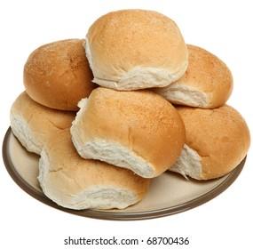 Petits pains blancs