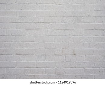 white brick texture useful as a background