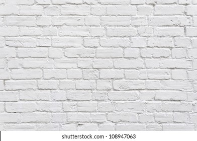 White Brick Wall Hd Stock Images Shutterstock