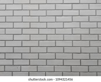 The white brick wall was decoration on the classic house style. Brick is an old material but is so modern in every style.