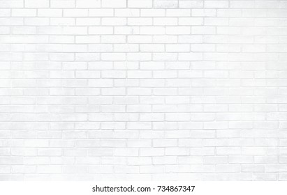 White brick wall texture. Elegant with high resolution of old white brick texture for background wallpaper and graphic web design