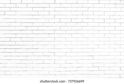 White brick wall texture. Elegant with high resolution of white brick texture for background wallpaper and graphic web design