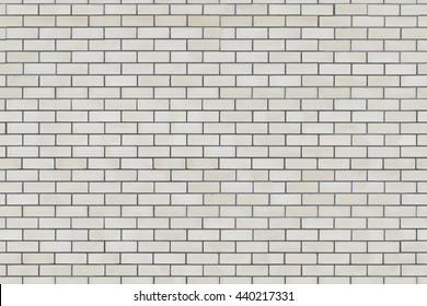 White brick wall texture, seamless texture