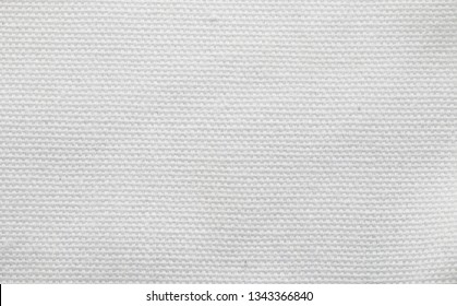 White calico Fabric cloth texture background