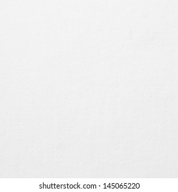 White canvas background or texture
