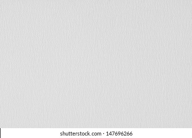 White canvas background or texture closeup