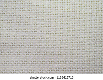 A white canvas texture