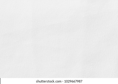 White canvas texture for background.
