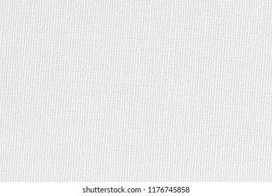 White canvas texture background