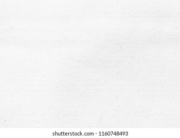 White canvas texture background of cotton burlap natural fabric cloth for wallpaper and design backdrop