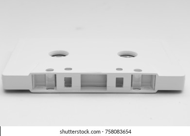 White Cassette From the Top
