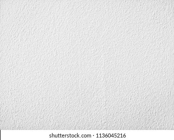 White Cement Texture Background, old cement plaster wall, grain texture
