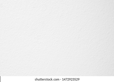 White cement textured wall background