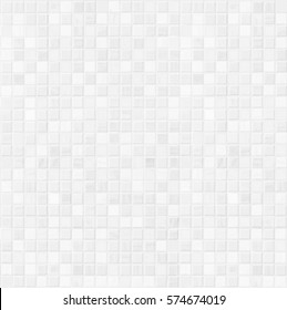 White ceramic bathroom wall tile pattern for background