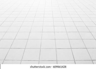 White Ceramic Floor Tiles Decoration Of The Bedroom Interior Design