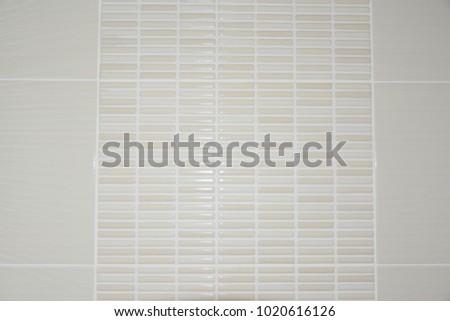 White Ceramic Tiles Texture Ceramic Tile Stock Photo Edit Now