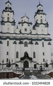 white church poland