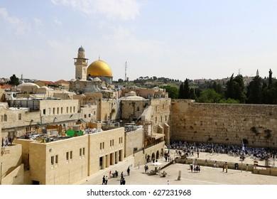 White city Jerusalem