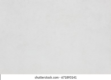 White clean wall stucco plaster texture background