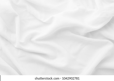 white cloth texture background