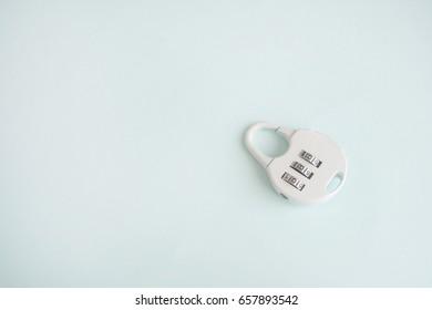 White code locker;Concept of security,password