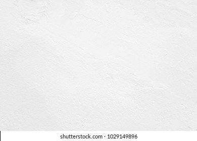 White color texture pattern abstract background, copy space for text, plaster texture, Concrete background gray suitable for use in classic design.