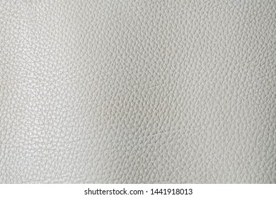 white colour leather texture background