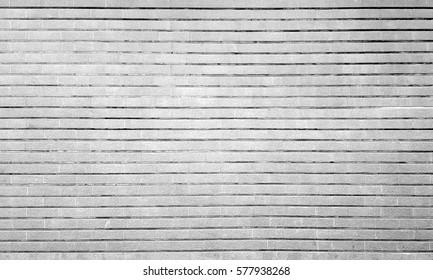 White concrete wall.