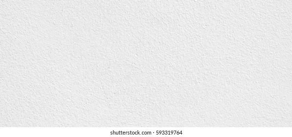 White concrete wall background