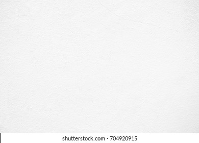 White Concrete Wall Background.